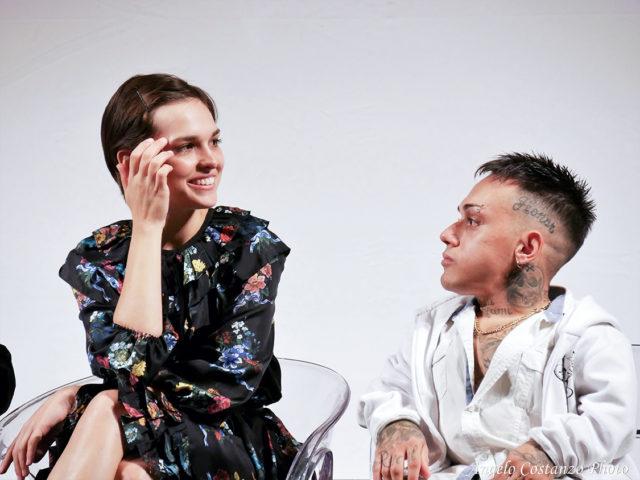 Sara Serraiocco e Simoncino